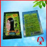El mejor un champú 25ml/PCS del tinte de pelo negro de la colada