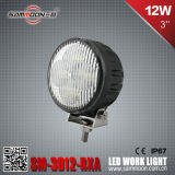3 pollici 12W (4PCS*3W) LED Work Light con l'iso di RoHS ECE del CE (SM-3012-RXA)