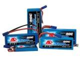 batería del arrancador del salto del polímero del litio de 2200mAh 11.1V