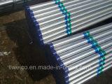 Tubulação de aço galvanizada alta qualidade