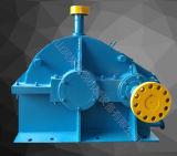 Walzwerk Gleichstrom-Motor/Kreis-Schere/abkühlendes Bett/heißes sahen