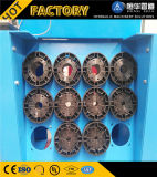 Macchina idraulica di piegatura del piegatore della macchina P52 del tubo flessibile di Finn-Potere di pollice P52 del commercio all'ingrosso 2 da vendere
