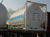 Envase del tanque de ASME VIII Div 1 los 20FT