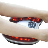 El Massager infrarrojo del pie releva problemas de los pies, ayuda eléctrica del Massager del pie se relaja
