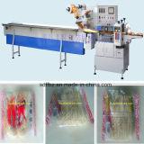 El tipo rotatorio tallarines secados automáticos fluye por completo empaquetadora