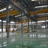 鉄骨構造の研修会および鉄骨構造の倉庫