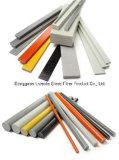 絶縁体が付いている高性能FRPのガラス繊維棒