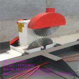 Le Tableau de glissement a vu la machine de découpage en bois avec la lame circulaire jumelle