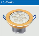 5W diodo emissor de luz Ceiling Light