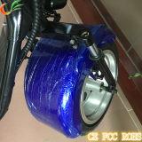 Ce Aprovado Citycoco Harley Scooter 60V 12ah Bateria de lítio Scooter elétrico