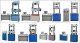 Machine de test universelle hydraulique de servocommande d'ordinateur de système d'engrenage à vis sans fin