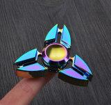 Regenbogen-Farben-Handspinner