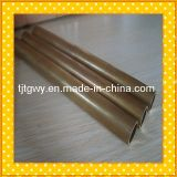 Tubo de latón pequeño, tubo de latón de paredes gruesas