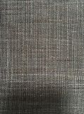 поддельный Linen ткань софы 100%Polyester популярная для России