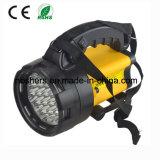 Nachladbarer 19 LED-Scheinwerfer-Warnleuchte