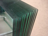 Vidrio endurecido de la impresión del Silk-Screen para el vidrio de los muebles del aparato electrodoméstico