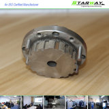 Aço feito sob encomenda do metal que faz à máquina com as peças de giro do CNC na alta qualidade