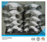 Het Roestvrij staal van de U-bocht van de fabrikant de Elleboog van 180 Graad