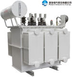 Leistung Transformer110-220kv Schmieröl-Immersed Power Transformer (100kVA~20MVA))