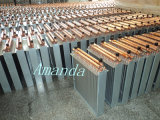 Water Heat Exchanger/Copper Condenser에 옥외 Wood Boiler Air
