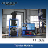 Máquina de hielo superior del tubo de la venta 20tpd de Focusun