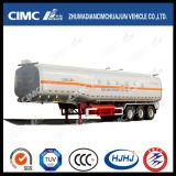 Olio combustibile del acciaio al carbonio/benzina/autocisterna diesel (18-65CBM)