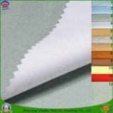 Poliester tejido tapicería casera franco impermeable de la tela de la materia textil que se reúne la tela del apagón para la cortina y la cubierta de la silla