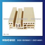 Het groene Frame van de Deur van het Product WPC Plastic Houten (fb-100)