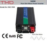 セリウム公認500W DC 12volt、24volt、48voltへのホーム使用のための格子インバーターを離れたAC 110V/220V