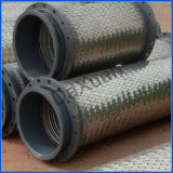 El extractor tejido 1/4 manguito del metal flexible de la conexión del borde de la hembra