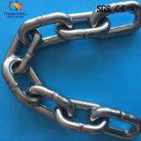 Elektrische galvanisierte Stahlkette des link-DIN766