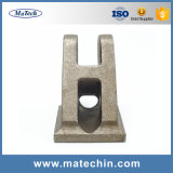Moulage de précision avec précision en acier de coutume de fonderie pour la pièce de machines d'agriculture