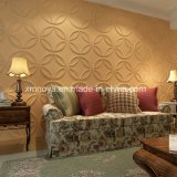 Comitato di parete moderno di isolamento acustico 3D di arte per la priorità bassa del sofà decorativa