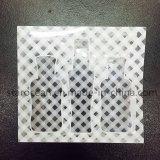 Kundenspezifische PlastikPVC/PP/Pet Kosmetik mit Silk-Screendrucken