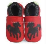 Leastest Form-Baby-Kind-lederne Schuhe