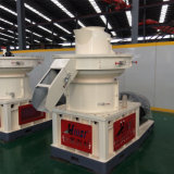 Máquina da peletização para o combustível de madeira da biomassa da serragem