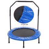Rebounder/trampolino di forma fisica del diametro con la barra registrabile di stabilità