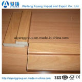 Plain MDF Board 1220mmx2440mmx12mm E2 Poplar para móveis / gabinete