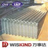 Cubierta de suelo de acero acanalada Q235/Q345