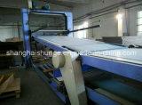 5 chaîne de production ondulée d'occasion de papier cartonné de la largeur 1800mm de couche