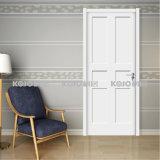 浴室の寝室(YM-006)のための環境に優しい合成の木の装飾的な内部ドア