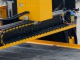 CNC van de Router van de Wisselaar van het Hulpmiddel van de Carrousel van Ele 2060 Machine met Atc De As van de Luchtkoeling