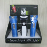 Linterna Pocket magnética brillante estupenda del LED (RS7000)