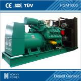 Gruppo elettrogeno di potere 720kw silenzioso diesel/900kVA di Honny