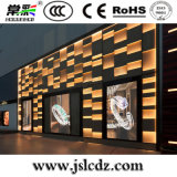 Customized P7.8*7.8 Indoor Transparent Glass LED Display for Advertizing