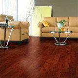 Kundenspezifischer Philipine 14mm/1.2mm ausgeführter hölzerner Fußboden-Bodenbelag