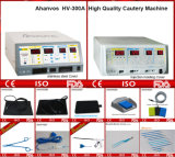 Unità ad alta frequenza di Ecnomical Electrosurgical per otorinolaringoiatrico/animale domestico/la chirurgia plastica