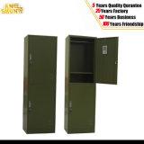 Acciaio 2 Tier Locker per Army