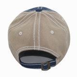Gorra de béisbol lavada de costura pesada 2015 (OKM-Q00001)