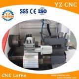 중국제 CNC 수평한 선반 센터 기계의 공장